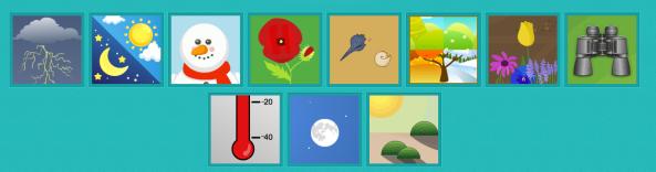 DuckieDeck - 04Nature games
